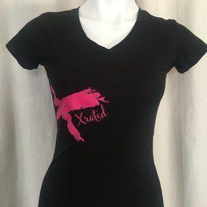 Next Level Apparel V Neck T Shirt